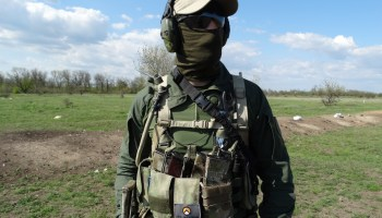 As the war in Ukraine simmers, foreign mercenaries are told to leave