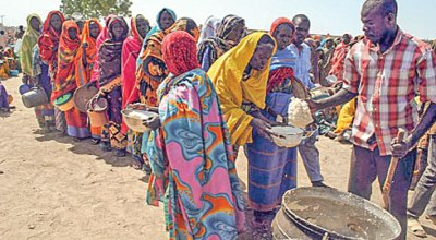 'Catastrophic' Conditions Reported in Camp for People Fleeing Boko Haram