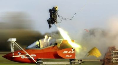 Ejection Seat Alternative for F-35 a Possibility