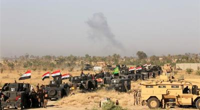 Exclusive Video: ISIS gets crushed in Fallujah