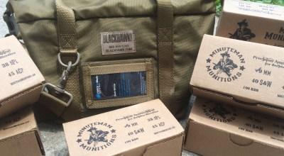 Blackhawk! Go Box 50 Ammo Bag: Quick Review