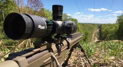 Sig Optics Tango 6 Rifle Scope: First Look