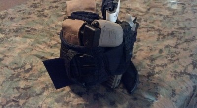 Telor Tactical Go Band: Ready for the Un-Expected