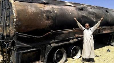 Airstrikes Hurt ISIL Oil Revenues