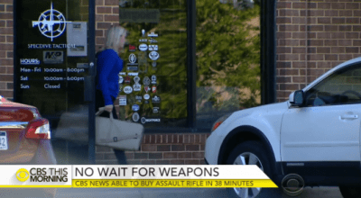 Gun Store Owner: CBS News Broke the Law With Their Recent AR-15 Purchase