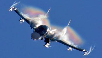 Russian SU-34's Escalate Tensions between Moscow and US