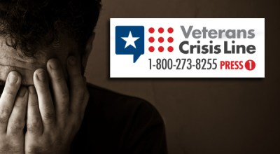 Another blow to the VA Crisis Hotline