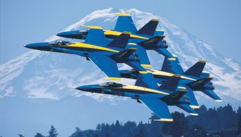 Military: Precision flying teams are worth the risk, cost