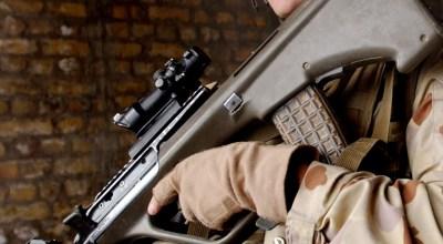 Bullpup Rifles: Love for the Tavor