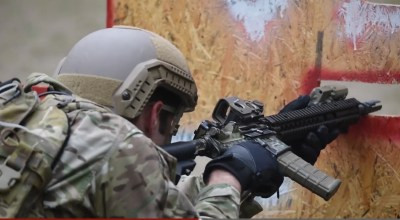 Watch: Special Forces Advanced Urban Combat Course