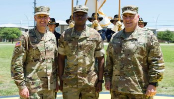 Army rolls up sleeves during 10-day trial period at Fort Hood