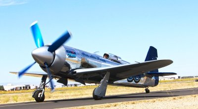 """Navy Fighter Pilot Jay """"Faceshot"""" Consalvi talks about Czech Mate and the Reno Air Races"""