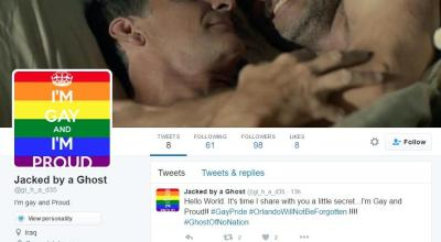 Hackers Hijack ISIS Twitter Accounts with Gay Porn after Orlando Attack