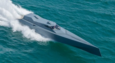 Special Forces Interceptor, WP-18 : The World's Fastest Naval Vessel