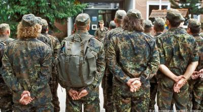 Joint police and military anti-terror exercises planned in Germany