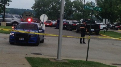 Shooting at a county courthouse in Michigan: 3 reported dead and 1 injured