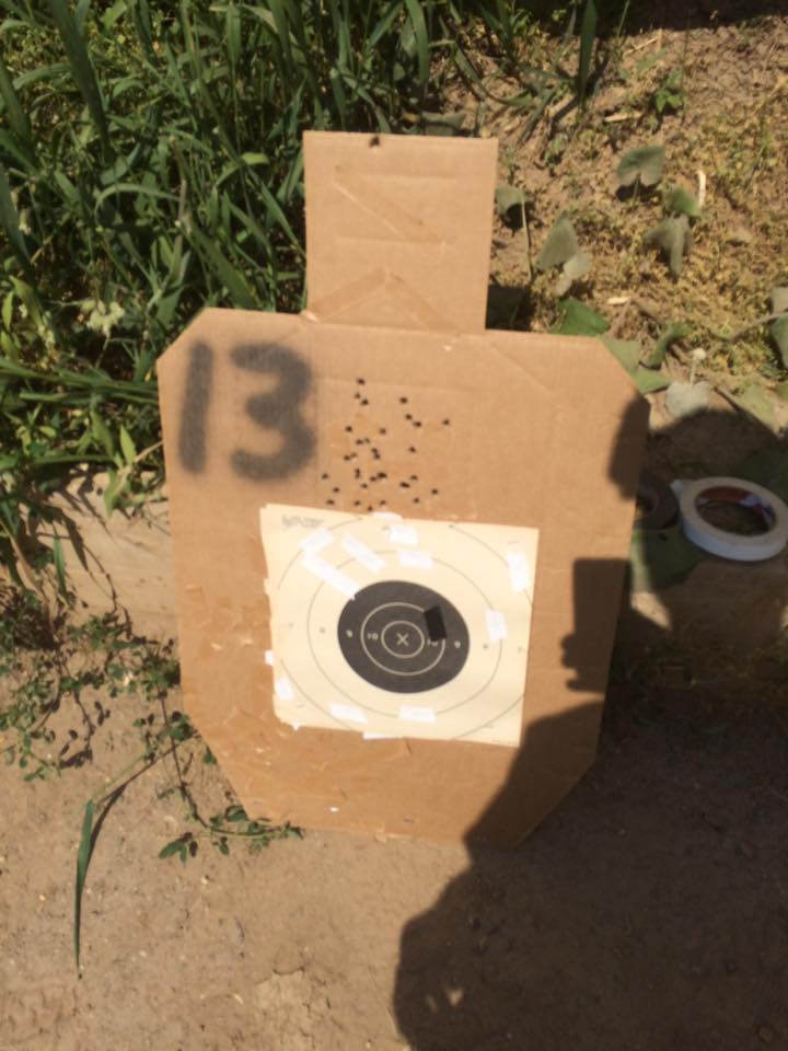 Body Armor and Head Shots