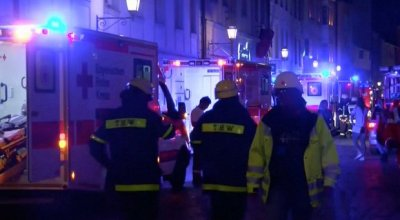 27 year old Syrian refugee identified as the suicide bomber in Ansbach, Germany