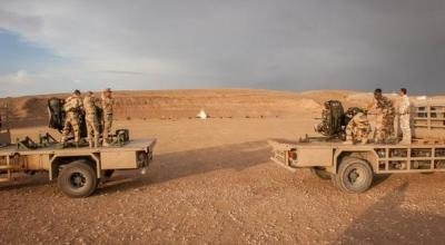 Watch: The French 20mm cannon employed by the Peshmerga