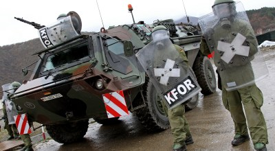 Watch: KFOR – Joining the ORF battalion in Kosovo