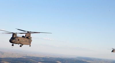 Watch: 'Air, American' – Awesome mountainside helicopter extraction