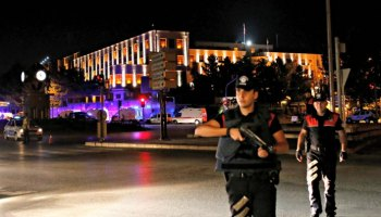 Military coup in Turkey: Military claims takeover of Erdogan led government