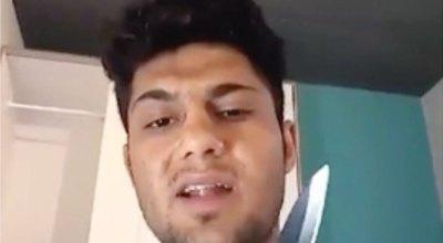 German Axe terrorist sent suicide video to ISIS
