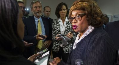 Congresswoman forced to vacate key veterans affairs post amid scandal