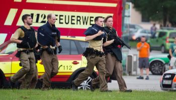 Updated: Shooting at Olympia-Einkaufszentrum Mall in Munich, Germany