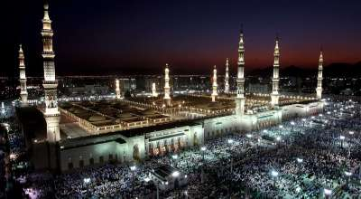 At least 4 killed in suicide blast near one of Islam's holiest sites in Medina