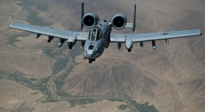 A-10 Replacement Comes Down to Funding