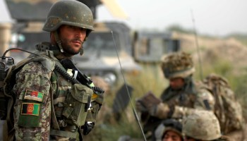 Commander: US support of Afghans could be game-changer