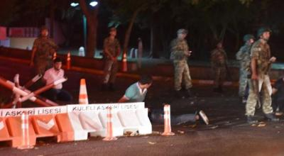 Watch: Civilians gunned down by Turkish troops (WARNING: GRAPHIC IMAGES)