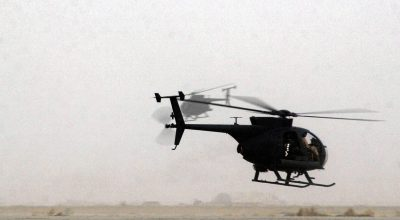 Watch: The most awesome rooftop insertion caught on film by US forces in Iraq