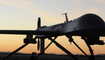 Drones - an aspect of U.S. policy towards ISIS