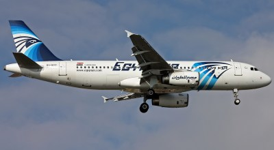 Initial findings for Egyptair 804 mishap released