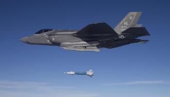 F-35A Completes Major Modification for IOC