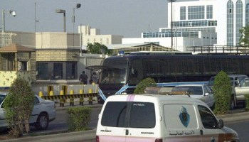Suicide Attack Carried out Near US Diplomatic Site in Saudi