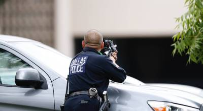 Dallas police placed on high alert after anonymous threat following attack