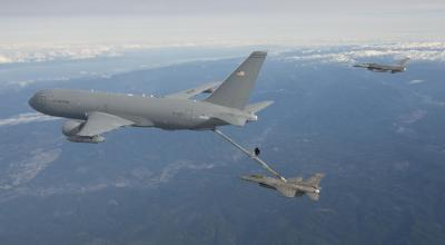 KC-46A Making Progress with Refueling Boom