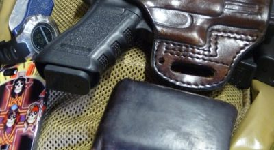 A former Army Ranger's Everyday Carry