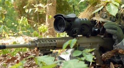 Compact Semi Auto Sniper System?