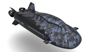 Spec Ops troops are getting their own mini-subs