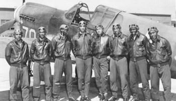 Legendary Tuskegee Airman Dies at 94