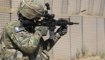 How the Army is upgrading its standard rifle
