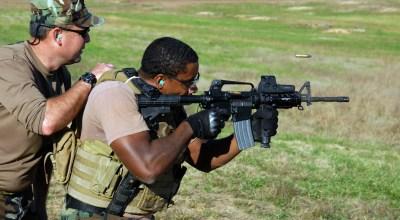 Dallas gunman learned tactics at Texas 'Combative Warrior' school