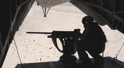 Watch: Marines GAU-21 Weapons Shoot