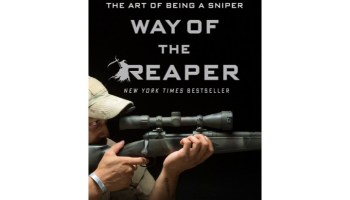 Q&A with Nick Irving, author of 'Way of the Reaper' and former Army Ranger sniper