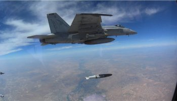 Interview with Wingnut: VFA-25 and Air Wing-7 taking the fight to ISIS