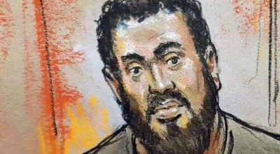 Virginia man charged with attempting to help ISIS by identifying targets in Washington D.C. for terrorist attacks